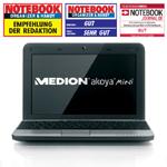 Aldi-Medion Netbook jetzt wieder da.