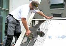 Schutz vor Hitze und gefährlicher UV-Strahlung
