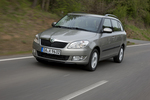 Skoda Fabia Combi  Firmenauto des Jahres