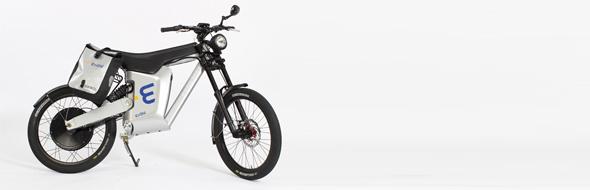 Auf dem E-Bike nicht  oben ohne
