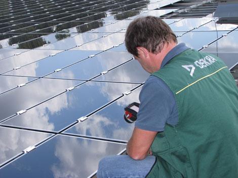 Investments in Fotovoltaikanlagen: Nicht immer stimmt die Qualität