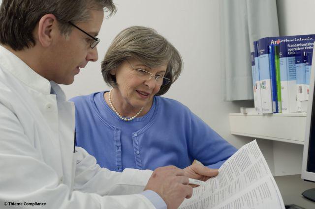 Thieme Compliance: Mangelhafte Aufklärung oft Grund für Patientenklagen