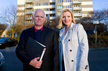 Barbara Eligmann im Kampf gegen skrupellose Hausbesitzer