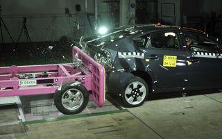 Hybridtechnik ist bei Unfall sicher