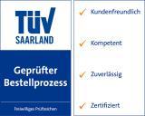 TÜV Saarland zertifiziert 1-2-3.tv