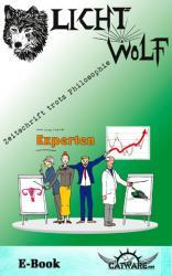Auch als E-Book: Ein Lichtwolf über Experten