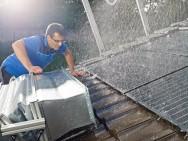 Nach dem Hochwasser:  Rat durch Bauschadengutachter einholen