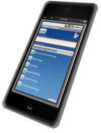 BGV A3 Prüfung - Dokumentation per Tablet